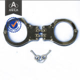 Police High Quality Carbon Steel Handcuff