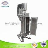 Flüssiges flüssiges Hochgeschwindigkeitsöl-Röhrenzentrifuge des Feststoff-GF105