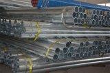 Tubulações de aço galvanizadas Sch10 do sistema de extinção de incêndios da proteção de incêndio de UL/FM ASTM A135