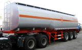 반 고품질 3 차축 화학 액체 탱크 트레일러
