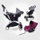 Baby-Spaziergänger, Kinderwagen, Pram, Träger mit Auto-Kissen
