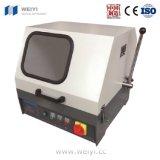 Machine de découpage métallographique de l'échantillon Sq80 pour le matériel de laboratoire
