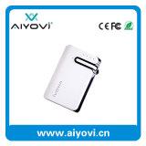 Côté portatif de pouvoir de chargeur portatif d'USB avec l'écouteur de Bluetooth intégré