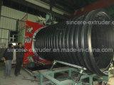 Macchina dell'espulsore per il diametro 200-2400mm del tubo di drenaggio dell'HDPE