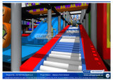 Beifall Amusement 20150104-T029-S-2 Space Adventure themenorientiertes Soft Play Indoor Playground Equipment