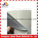 Ткань PVC отражательная кожаный для ботинка