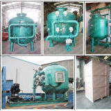 Hochgeschwindigkeitsswimmingpool-Sandfilter-Wasserbehandlung-Gerätehersteller