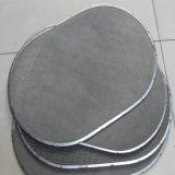 Acciaio inossidabile, filtro a disco d'acciaio normale
