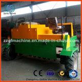 Máquina de mezcla del estiércol vegetal del residuo del biogás