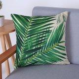 Het digitale Decoratieve Kussen/het Hoofdkussen van Af:drukken met Patroon Botanical&Floral (mx-71)