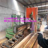 Hartes Wood Cutting Vertical Band Sawmill mit Carriage