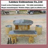 Basalt Park Table and Chair Conjunto de mesa de jardim de pedra