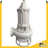 Pompe de sable submersible de boue centrifuge résistante d'abrasion