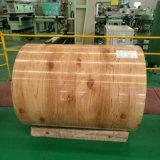 La couleur de matériau de construction a enduit la bobine en acier Dx51d+Az70 de Galvalume