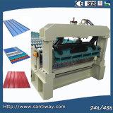 A folha da telhadura lamina a formação da máquina feita em China