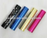 Qualität 2200mAh USB-Arbeitsweg-Aufladeeinheit mit Taschenlampen-Energien-Bank