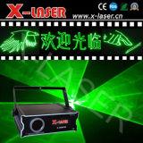 La luz laser verde al aire libre de la demostración Equipment/300MW del proyector de la animación, insignia/publicidad del disco DJ del proyector del laser Party la iluminación de la demostración