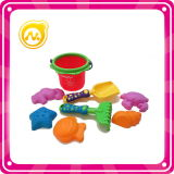 Giocattolo 8PCS plastica giocattolo Beach Car Set Estate