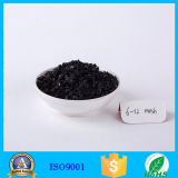5*10, carbón activado shell del coco del acoplamiento 6*12 para la refinería del oro