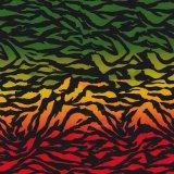 [larghezza di 1m/0.5m] pellicole idrografiche di immersione Hydrographics P2065 di stampa dell'acqua della pellicola della pellicola di stampa di trasferimento dell'acqua della pelle animale della pelle della zebra di Tsautop idro