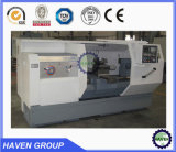 Máquina horizontal CKC6183X4500 do torno do CNC