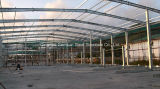 Schlüsselfertiges Baustahl-Lager (SL-0042)
