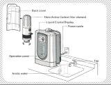 알칼리성 물 Ionizer (일본 기술, 중국 제조자) 세륨 Guarranted+Certified 붙박이 필터