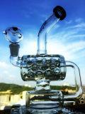 Миниый Recycler Inliner в трубу водопровода Colator куря стеклянную