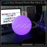 Excelente qualidade de controle remoto LED Glow Swimming Pool Ball