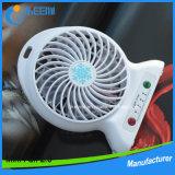 Вентилятор USB личного напольного вентилятора вентилятора перемещения вентилятора малого перезаряжаемые Desktop портативный миниый