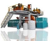 2000L máquina de molde do sopro do tamanho de cinco camadas grande