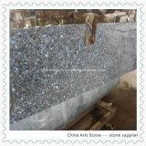 Chinesische Granit Marmor Blue Pearl Slab Arbeitsplatte