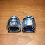 """Connecteur flexible à conduits flexibles de zinc 1-1 / 4 """"pouces"""