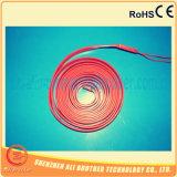 Riscaldatore di strisce della gomma del silicone del tubo & del tubo 12V 2.5W 70*300*1.5mm