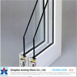 vidrio hueco 6+12A+6/vidrio aislado para el vidrio de ventana