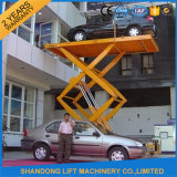 3ton Electric Used Car Lift Jack per Car Parking System o Motorcycle
