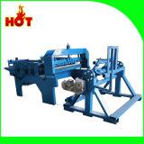 Machine de fente en acier de bobine de Dixin