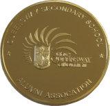Anniversaryのための金Plating Coin