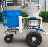 Konkrete Maschine für Aufbau-MaschineriePz-5 Shotcrete-Maschine