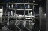 Máquina que capsula de relleno del fregado de las botellas de 5 galones