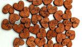 Кнопки/иконы цвета природы деревянные для Scrapbooking & кораблей DIY