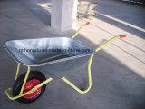 構築のための電流を通された金属の一輪車Wb6404t