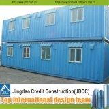 Zweigeschossige Stahlkonstruktion Haus