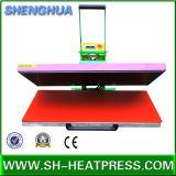 Machine manuelle 60X80cm de transfert thermique de sublimation de tailles importantes 60X100cm 70X100cm
