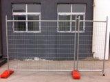 Panneaux de clôture provisoires du fournisseur As4687-2007 approuvé
