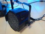 Van de LEIDENE van de fabrikant het PARI volledig-Kleur van de Lamp 8W*54 3in1 voor Partij of Disco