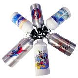 Botella de agua de aluminio del deporte de la sublimación