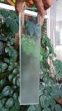 Baixo preço gradiente de mudança ácida Etched Glass para lojas de portas