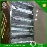 panneau de nid d'abeilles coloré par PVD d'acier inoxydable de matériaux de construction de l'acier inoxydable 316L pour le revêtement de fléau