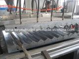 CE Plastic Machine PVC golfplaten dak Blad extrusielijn
